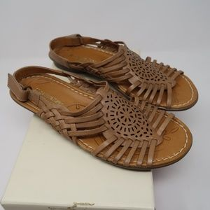 Naturalizer n5 Comfort Ginger Snap Sandals 8.5